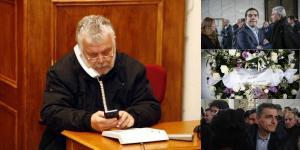 Θοδωρής Μιχόπουλος: Σπαραγμός και συγκίνηση στην κηδεία του!