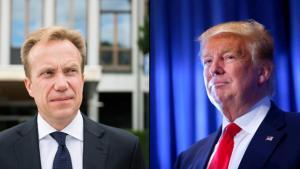 Νταβός: «Θα υποδεχτούμε τον Τραμπ όπως κάθε άλλο ηγέτη» δηλώνει ο πρόεδρος του Παγκόσμιου Φόρουμ