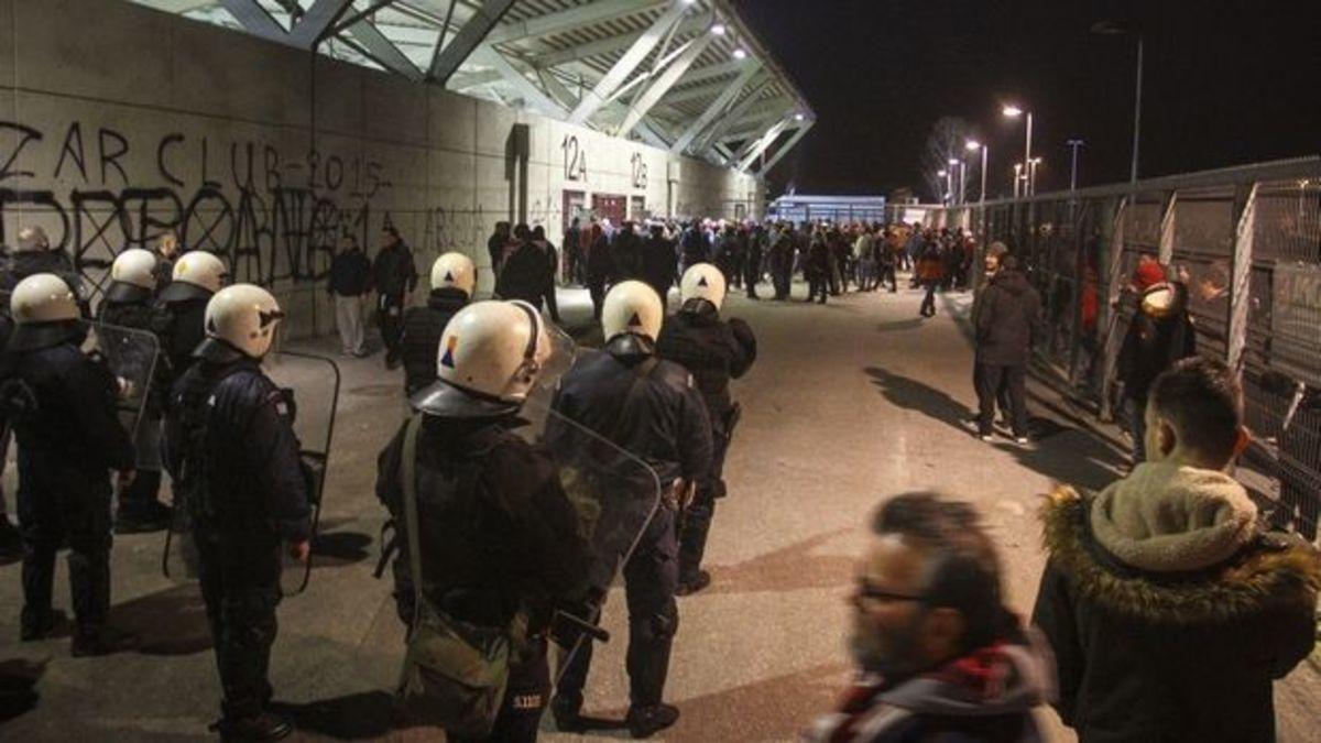 Κούγιας κατά οπαδών και αστυνομίας | Newsit.gr
