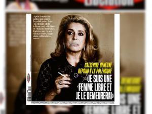 Κατρίν Ντενέβ: Ζητώ συγγνώμη μόνο από τα θύματα – Είμαι γυναίκα ελεύθερη και θα παραμείνω