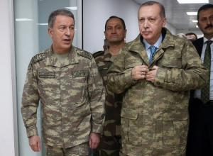 Συρία: Δεν υποχωρεί ο Ερντογάν – «Θα συνεχίσουμε μέχρι να καθαρίσουμε τα σύνορά μας»