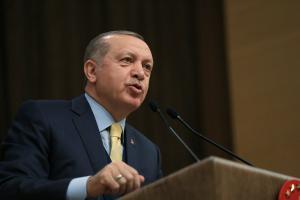 Επικοινωνία Ερντογάν με τον πρόεδρο του Ιράν για τον πόλεμο στην Συρία