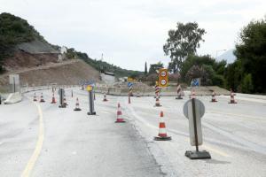 Θεσσαλονίκη: Εργασίες συντήρησης από την Τετάρτη στην περιφερειακή οδό