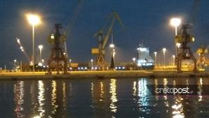 Κρήτη: Αυτό είναι ύποπτο πλοίο που εξετάζουν οι αρχές [pics]