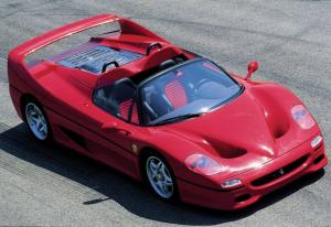 Ας δώσουμε στη Ferrari F50 λίγη από την προσοχή που της αξίζει [pics]