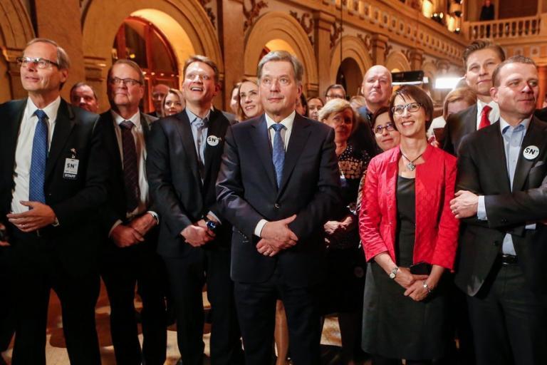 Φινλανδία: «Περίπατος» Νιινίστο στις εκλογές – Εκλέχτηκε και πάλι πρόεδρος | Newsit.gr