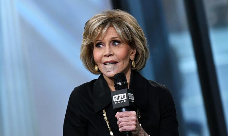 Jane Fonda: Αφαίρεσε καρκίνωμα από τα χείλη της | Newsit.gr