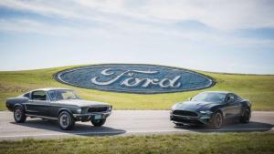 Ford Mustang Bullitt: Η αναβίωση ενός θρύλου [pics]