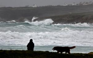 Γαλλία: Ένας νεκρός και 15 τραυματίες από την καταιγίδα Ελεανόρ