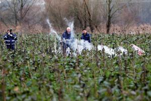 Γερμανία: Συγκρούστηκαν αεροπλάνο με ελικόπτερο στον αέρα! Τέσσερις νεκροί