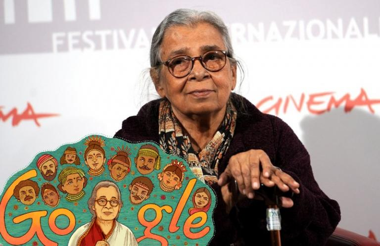 Mahasweta Devi, μία Ινδή συγγραφέας – θρύλος | Newsit.gr