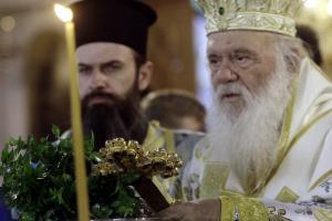 Αρχιεπίσκοπος Ιερώνυμος: Είμαστε ανυποχώρητοι στη λέξη Μακεδονία