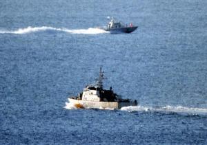 Νέο επεισόδιο στα Ίμια – Για… «κατατρόπωση» σκάφους του λιμενικού κάνουν λόγο οι Τούρκοι [pics, vid]