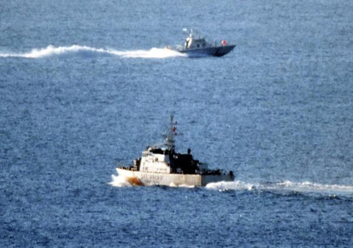 Νέο επεισόδιο στα Ίμια – Για… «κατατρόπωση» σκάφους του λιμενικού κάνουν λόγο οι Τούρκοι [pics, vid] | Newsit.gr