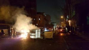 Ιράν: Άλλοι εννέα νεκροί σε ταραχές τη νύχτα