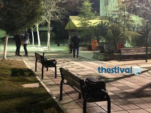 Θεσσαλονίκη: Σοκάρει η άγρια δολοφονία νεαρού – Τον έσφαξαν σε πλατεία – 9 συλλήψεις για το έγκλημα [pics]