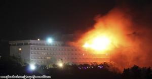 Τρόμος στην Καμπούλ: Το ξενοδοχείο Intercontinental βάφτηκε με αίμα – Φόβοι για δεκάδες νεκρούς