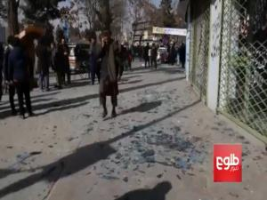 Ισχυρή έκρηξη στην Καμπούλ σε περιοχή με πρεσβείες