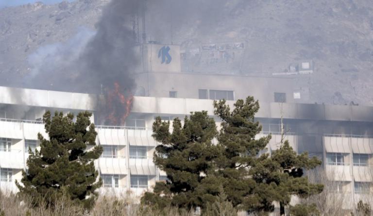 Καμπούλ: Τέσσερις Αμερικανοί ανάμεσα στους νεκρούς της επίθεσης στο Intercontinental