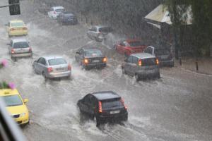 Καιρός: Βροχές και καταιγίδες! Αναλυτική πρόγνωση για σήμερα
