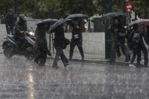 Καιρός: Έκτακτο δελτίο και σφοδρή κακοκαιρία! Βροχές και χιόνια σε όλη την Ελλάδα