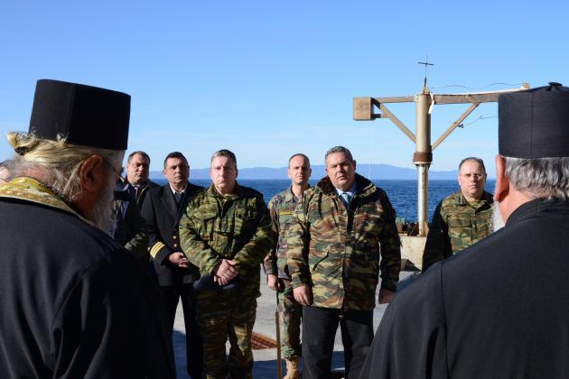 Πάνος Καμμένος: Επίσκεψη ισχυρού συμβολισμού στο Άγιον Όρος | Newsit.gr