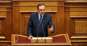 Καράογλου για ΠΓΔΜ: Η χρήση του όρου Μακεδονία προκαλεί τα πατριωτικά μου αισθήματα