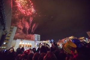 Πατρινό Καρναβάλι για πάντα: Εντυπωσιακή η τελετή έναρξης [vids]