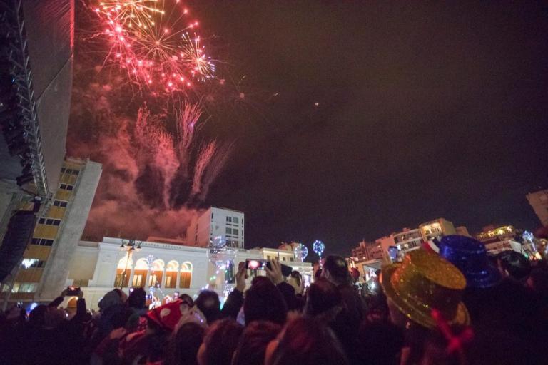 Πατρινό Καρναβάλι για πάντα: Εντυπωσιακή η τελετή έναρξης [vids]   Newsit.gr