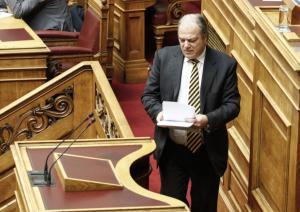 Κατσίκης (βουλευτής ΑΝΕΛ): Αν τα «γυρίσει» ο Καμμένος για το Σκοπιανό, εγώ φεύγω!