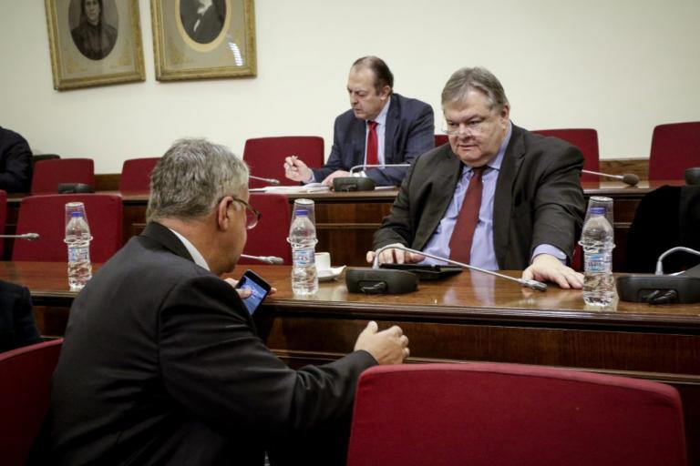 Το βέτο Βούτση που προκάλεσε άγριο καυγά στην Επιτροπή Θεσμών και Διαφάνειας | Newsit.gr