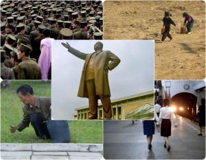 Παράνομες φωτογραφίες από τη Βόρεια Κορέα που θα έκαναν έξαλλο τον Κιμ Γιονγκ Ουν!
