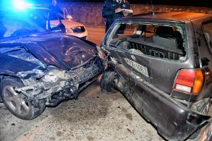 Κόρινθος: Μεθυσμένος οδηγός τράκαρε όχι με ένα αλλά με… έξι αυτοκίνητα!