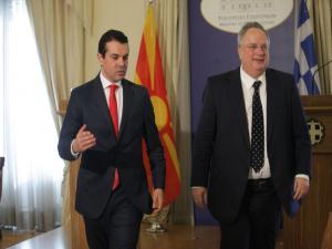 Αντίδραση ΠΓΔΜ στις δηλώσεις Κοτζιά! Ανακοινώσεις για τις διαπραγματεύσεις