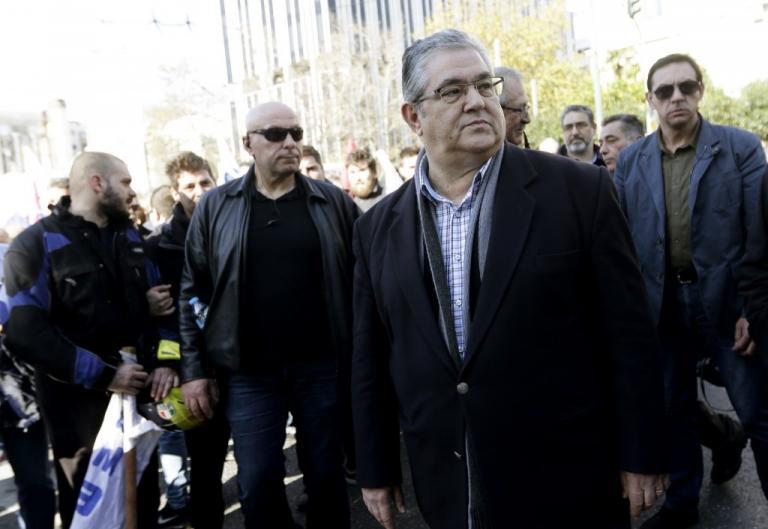 Κουτσούμπας για ΣΥΡΙΖΑ: Ο καλύτερος μαθητής της Μέρκελ και του Σόιμπλε | Newsit.gr