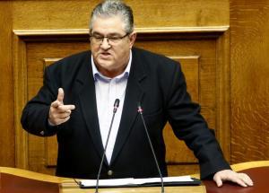 Κουτσούμπας – Πολυνομοσχέδιο: «Κεραυνοί» εναντίον Τσίπρα και κυβέρνησης