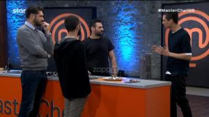 MasterChef: Άφωνος ο Κοντιζάς με την απάντηση του διαγωνιζόμενου!