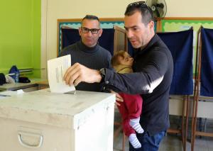 Κύπρος – Προεδρικές εκλογές: Χαλαρή η προσέλευση στην κάλπη