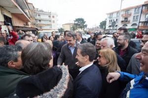 «Πυρά» Μητσοτάκη κατά κυβέρνησης για το Σκοπιανό: Μυστική διπλωματία, αντί για εθνική συνεννόηση