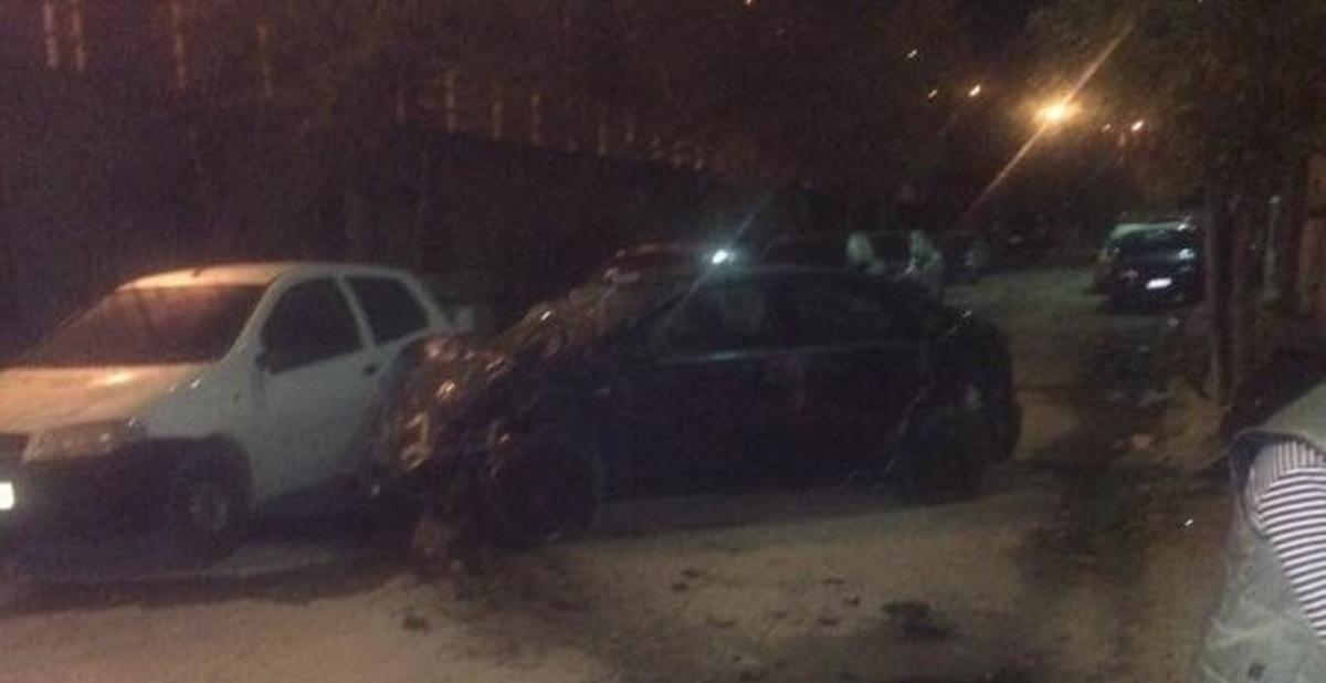 Σοκαριστικό τροχαίο στη Λάρισα – «Απογείωσε» το αυτοκίνητο και… διέλυσε τα πάντα [pics] | Newsit.gr