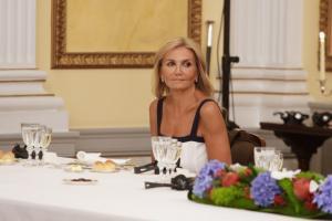 Ακυρώνει την επίδειξη μόδας στο Ηρώδειο ο οίκος της Μαρέβα Μητσοτάκη