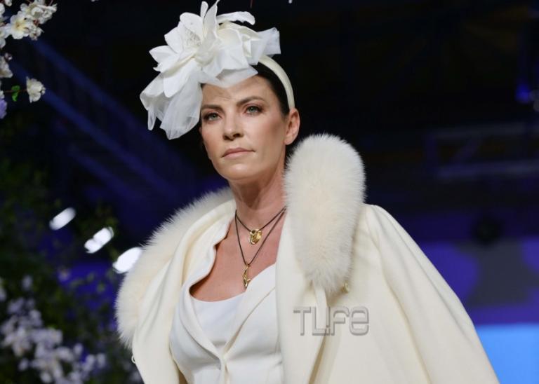 Μαρίνα Βερνίκου: Εντυπωσιακή εμφάνιση στην πασαρέλα bridal show [pics] | Newsit.gr
