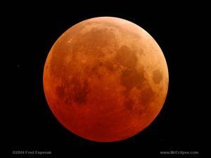 Blue moon: Μάτωσε η Σελήνη – Εκατομμύρια είδαν το σούπερ μπλε ματωμένο φεγγάρι