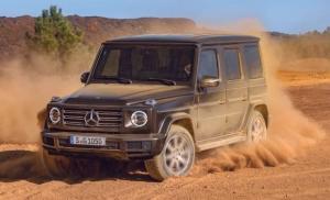 Αποκαλυπτήρια για τη νέα και σκληροτράχηλη Mercedes-Benz G-Class [vid]