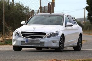 Προ των πυλών η νέα C-Class της Mercedes-Benz