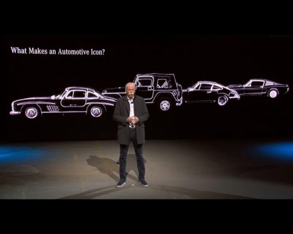 Τα πιο εμβληματικά αυτοκίνητα στην Ιστορία, σύμφωνα με τον πρόεδρο της Mercedes-Benz | Newsit.gr