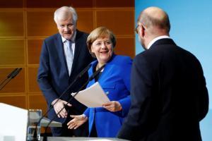 Μέρκελ: «Πάρε – δώσε η συμφωνία, όπως θα έπρεπε»!