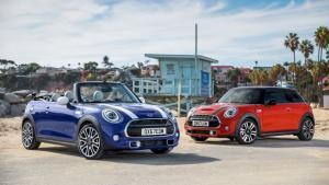 Ανανέωση για τα MINI Hatchback και Convertible