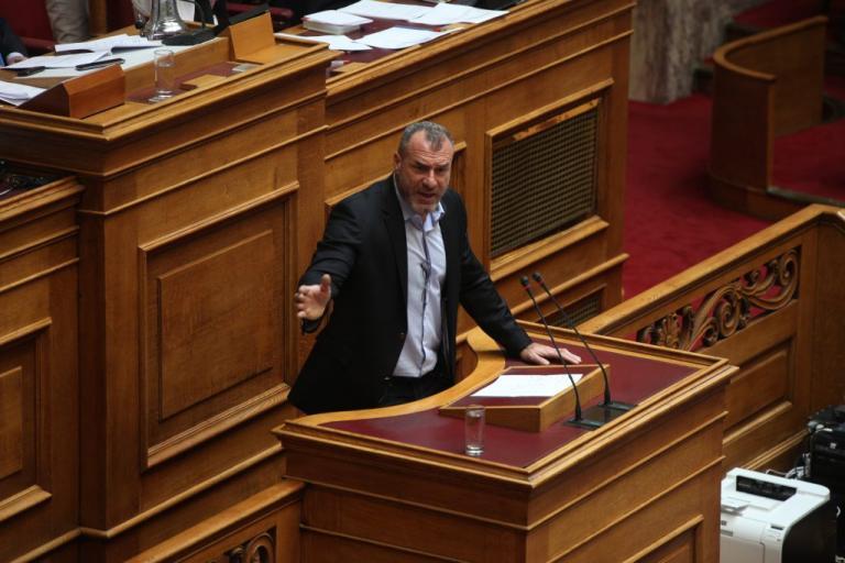 Ξανά στη Βουλή ο ΛΑΟΣ μέσω… Μίχου [vid] | Newsit.gr