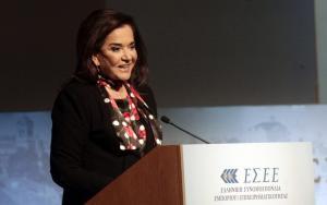 Μπακογιάννη: Η «διγλωσσία» του ΣΥΡΙΖΑ μπλοκάρει επενδύσεις